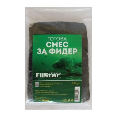 FilStar Готова смес за фидер 800 гр Суха захранка