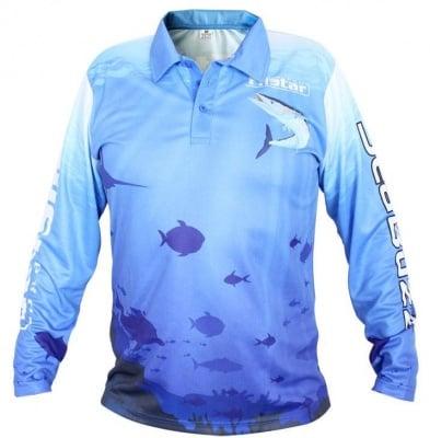 FilStar Wahoo Technical Блуза с дълъг ръкав с яка