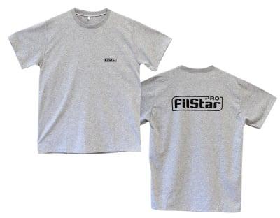 FilStar Тениска сива