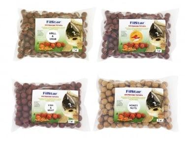 FilStar Протеинови топчета захранка
