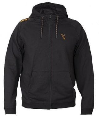 Fox Black Orange LW Hoodie Суичър