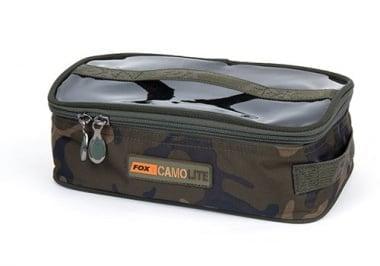 Fox Camolite Accessory Bag Large Несесер за аксесоари