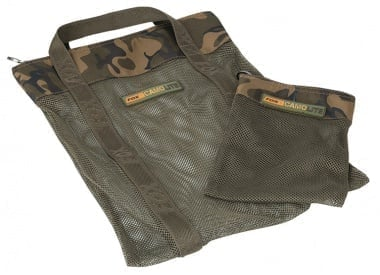 Fox Camolite Air Dry Bag + Hookbait Bag Чанта за топчета