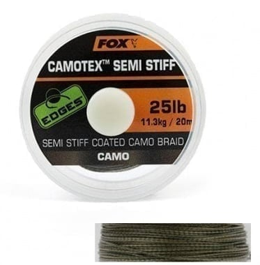 Fox Camotex Semi Stiff Повод