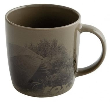 Fox Ceramic Mug Scenic Чаша