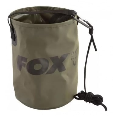 Fox Collapsable water bucket Сгъваема кофа