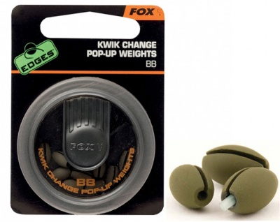 Fox Edges Kwik Change Pop-up Weights Тежести