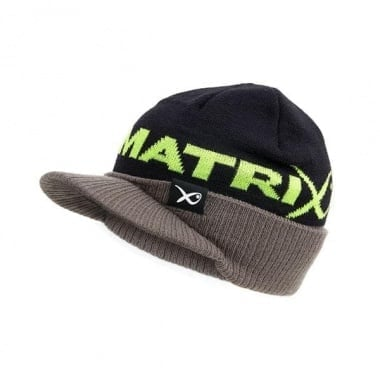 Fox Matrix peaked beanie GPR150 Зимна шапка