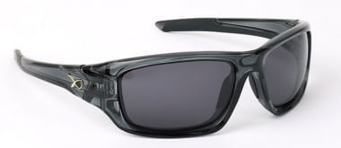 Fox Matrix Trans Black Wraps/Grey Lens Очила