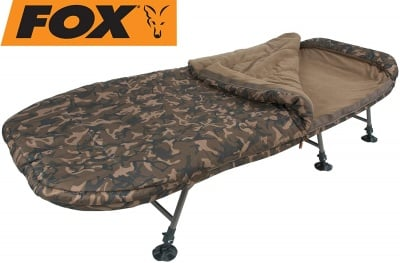 Fox R-Series Camo Sleeping Bag Спален чувал