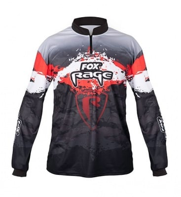 Fox Rage Performance Long Sleeve Блуза