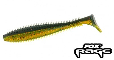 Fox Spikey Shads Ultra UV Bulk 9cm Силиконова примамка