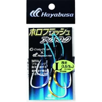 Hayabusa FS466-L 100lb Куки Асист