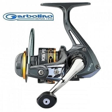 Garbolino TRINITY 106 FD Макара с преден аванс