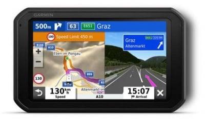 Garmin Camper 785 MT-D GPS навигация с вградена камера