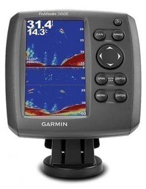 Garmin Fishfinder 560C Сонар