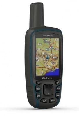 Garmin GPSMAP 64x Ръчна навигация