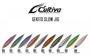 Owner Cultiva Gekito Jig Ultra Slow GJUS 40гр Джиг
