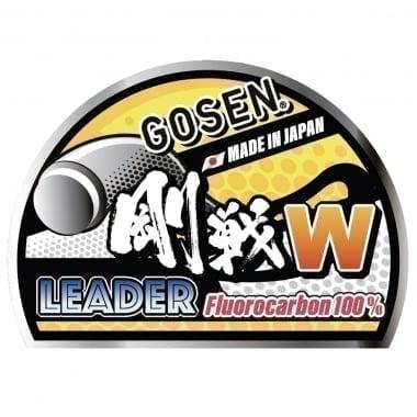 Gosen Fluorocarbon W Leader Флуорокарбоново влакно