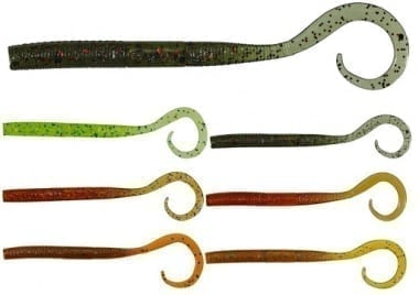 GUNKI worm 10 cm Силиконова примамка червей
