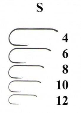 Streamer Hooks Единични куки