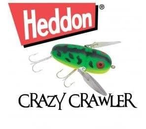 Heddon Crazy Crawler Воблер