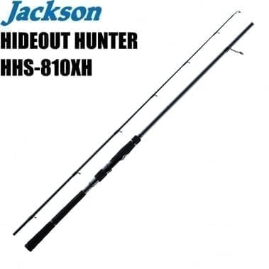 Jackson Hide Out Hunter HHS-810XH Спининг Въдица