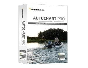 Humminbird AutoChart Pro PC Software