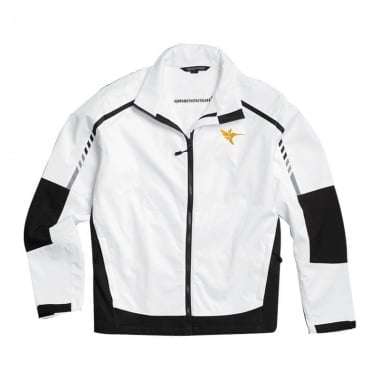 Humminbird Embark Mens Soft Shell Jacket-White - XL - 7610223 Яке