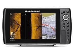 Humminbird HELIX 10 CHIRP MEGA SI GPS G2N Сонар