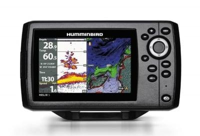 Humminbird Helix 5 Chirp GPS G2 Сонар