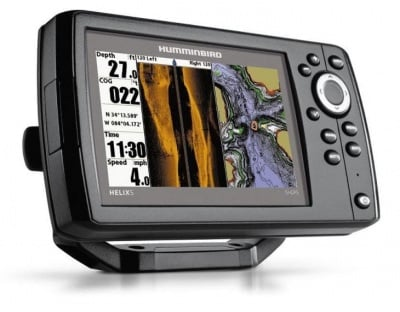 Humminbird HELIX 5 CHIRP SI GPS G2 Сонар