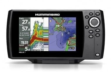 Humminbird Helix 7 Chirp GPS G2 Сонар