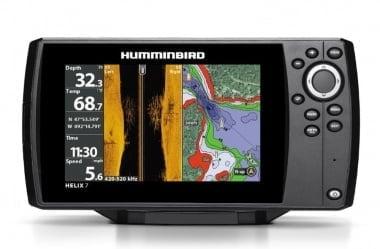 Humminbird Helix 7 Chirp SI GPS G2 Сонар