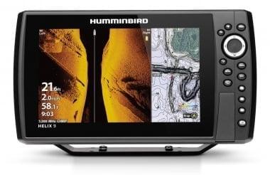 Humminbird HELIX 9 CHIRP MEGA SI+ GPS G3N Сонар