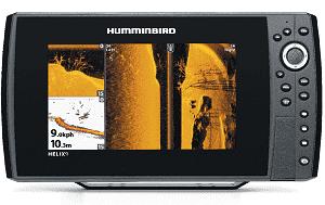 Humminbird HELIX 9 SI GPS Сонар