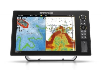 Humminbird Solix 12 Сонар