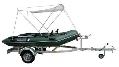 HydroSun II 165-185 Сенник за лодка