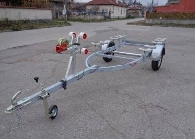 HydroTrailer 360 Колесар