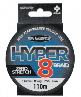 Ron Thompson Hyper 4-Braid & 8-Braid 110m Влакно плетено