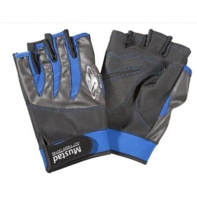 Mustad Half Finger Ръкавици за спининг