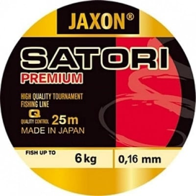 JAXON SATORI PREMIUM 25M Монофилно влакно