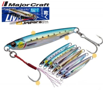 Major Craft Metal Jig Jigpara Short Jps-20l Джиг