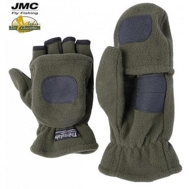 JMC Fly Fishing Gloves Ръкавици-полар