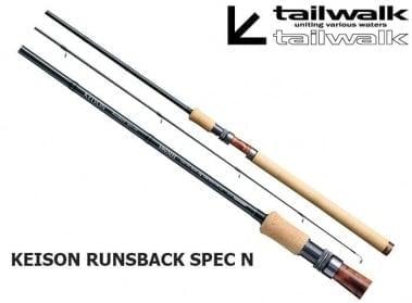 Tailwalk Keison Runsback Spec - N S90MH Спининг въдица