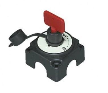 Ключ-шалтер за акумулатор