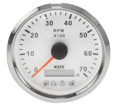 Kus с 4 LED аларми WH Оборотомер