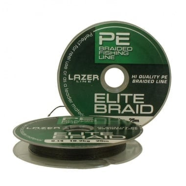 Lazer Elite Braid New 25m Плетен повод