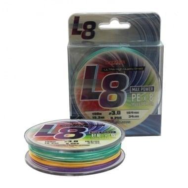 Lazer PE L8 Multicolour Плетено влакно