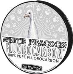 WHITE PEACOCK Fluorocarbon Флуорокарбон